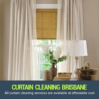 Curtain Cleaning Bribie Island