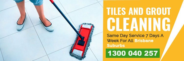 Tile and Grout services available at Peel Island
