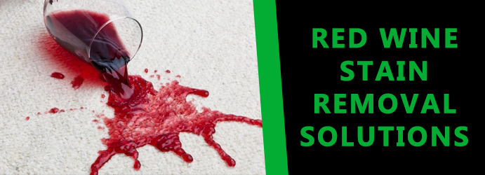 Red Wine Stain Removal Solutions Brisbane