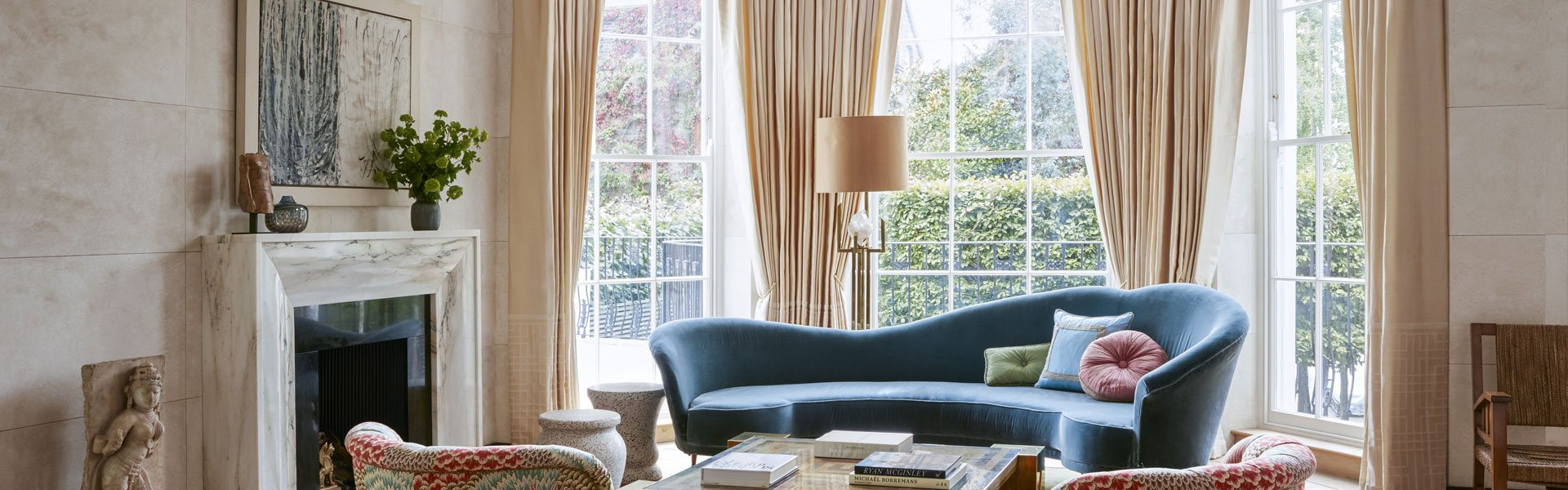 Stop Quarreling With Your Curtains