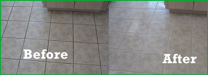 Slate Tile & Grout Cleaning