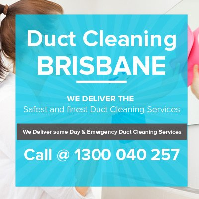 Duct Cleaning Teneriffe