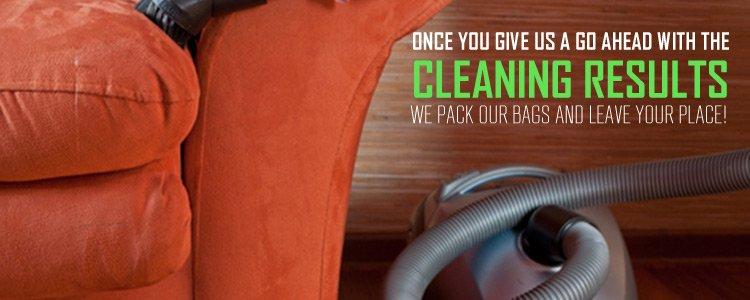 Upholstery Dry Cleaning Crystal Creek