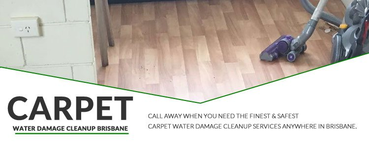 Carpet Water Damage Cleanup Brisbane