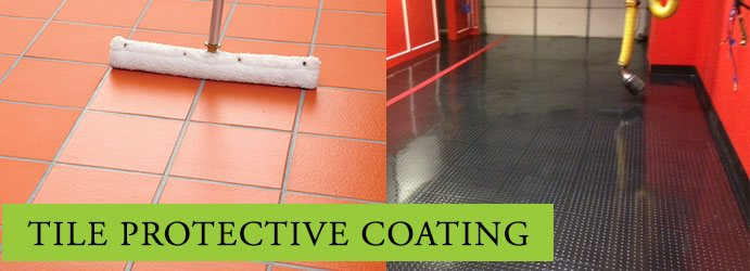 Tile Protective Coating Weir Views