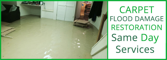 Carpet Flood Damage Restoration Brisbane