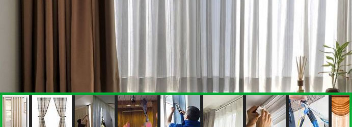 Curtain Cleaning Services North Booval