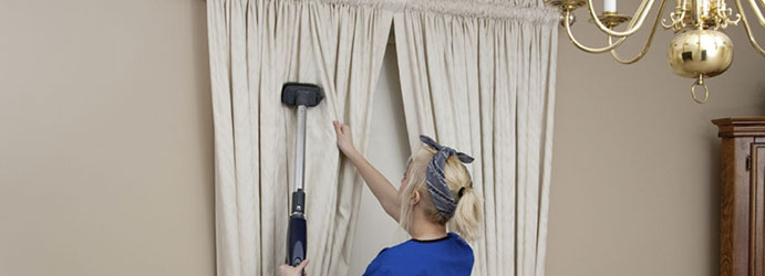 Drapery Cleaning in Clumber