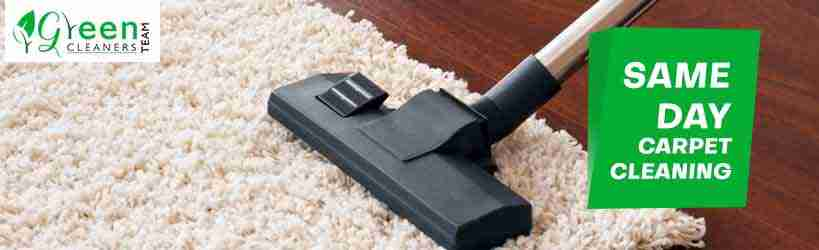 Same Day Carpet Cleaning Mount Hallen