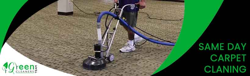 Same Day Carpet Cleaning Mount Major
