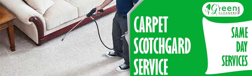 Carpet Scotchgard Cleaning Services