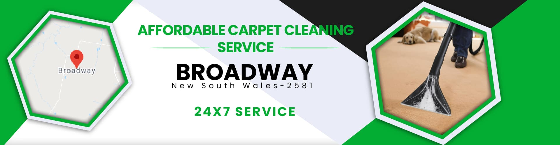 Carpet Cleaning Broadway