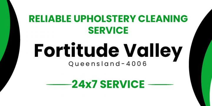 Upholstery Cleaning Fortitude Valley