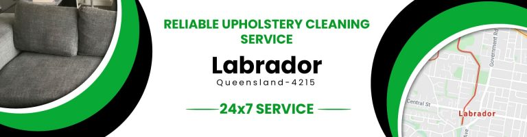 Upholstery Cleaning Labrador