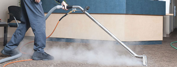 Carpet Steam Cleaning Round Mountain