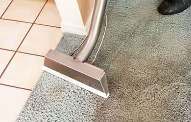 Hot Water Extraction Carpet Cleaning Round Mountain