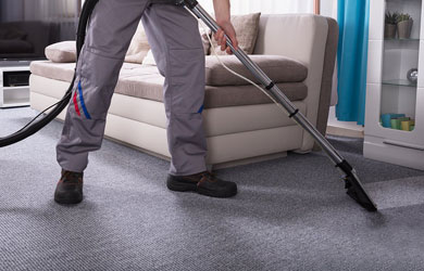 Residential Carpet Cleaning Dunoon