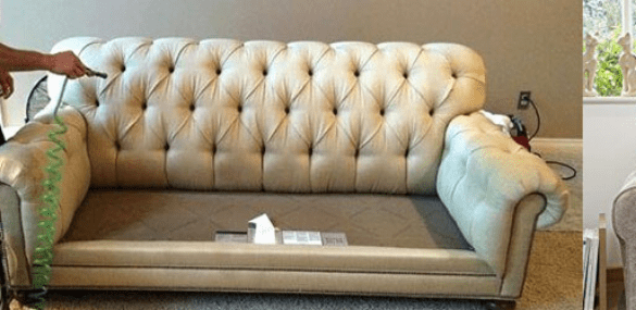 Suede Armchair Cleaning Brisbane