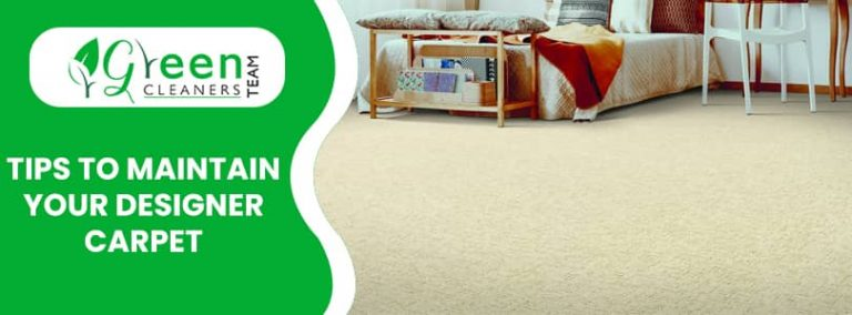 Tips To Maintain Your Designer Carpet