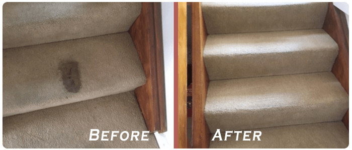 Naturally Deep Clean Your Carpets